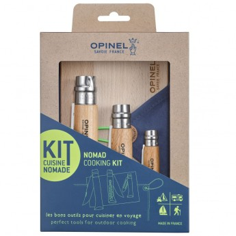 Набор 3-x ножей OPINEL OUTDOOR COOKING SET 002177